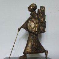 vanzatorul-de-ceasuri-bronz-43-x-30-x-6cm